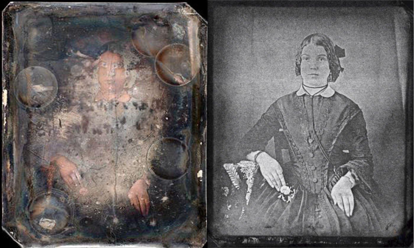 X-Ray Photo Restoration