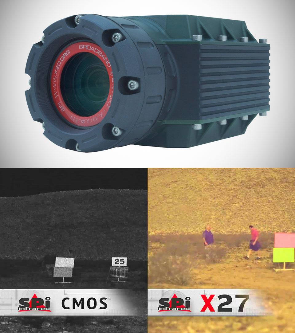 X27 Color Night Vision Camera