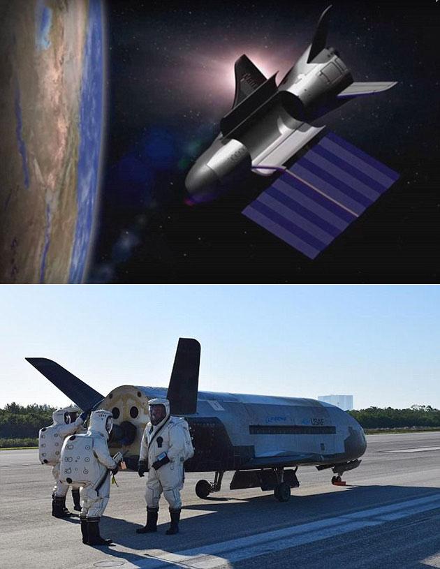 X-37B Secret Mission