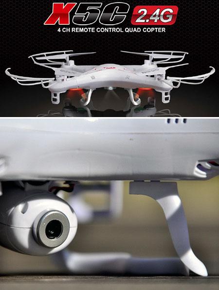 Syma X5C Camera Quadcopter Drone