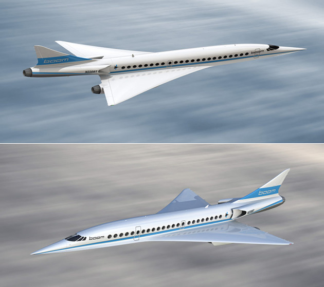 XB-1 Supersonic Jet