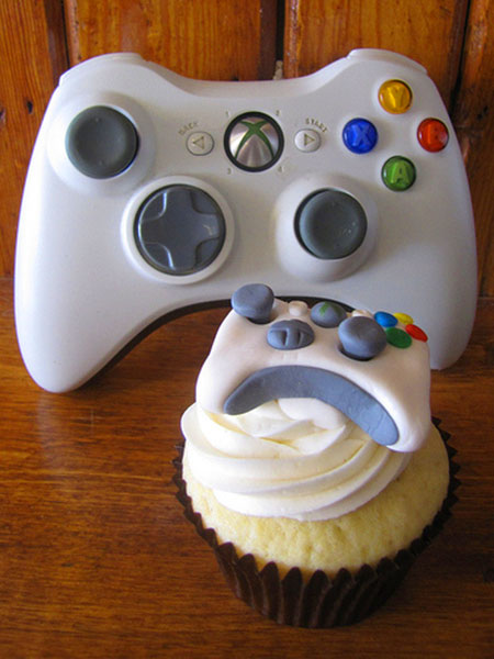 24 Cool and Creative Cupcake Designs for Geeks - TechEBlog