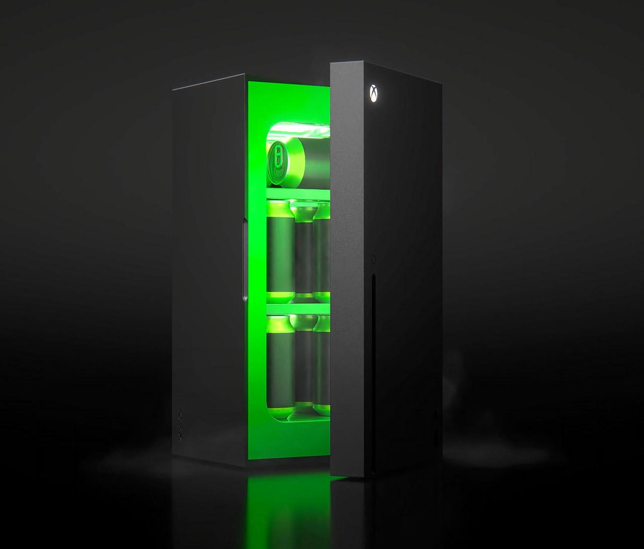 Xbox Mini Fridge Release