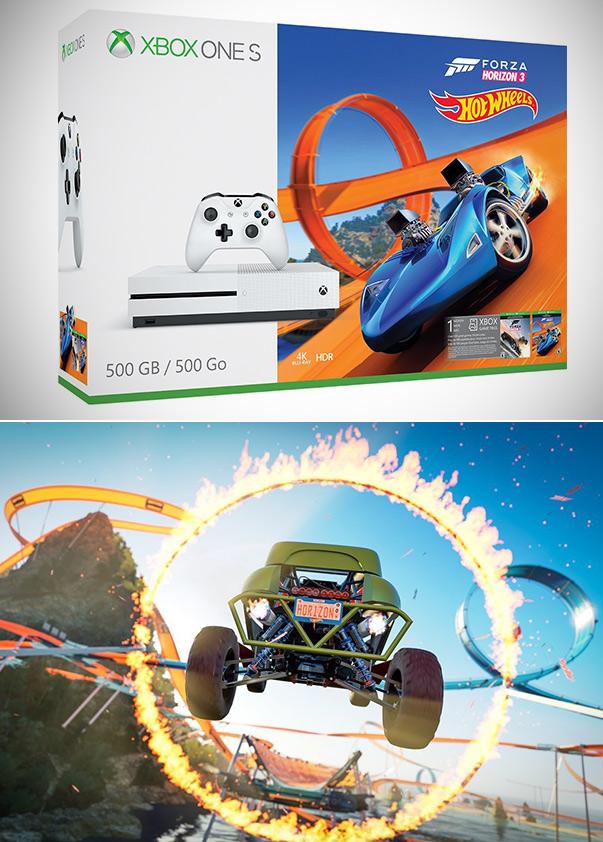 Xbox One S Horizons Bundle