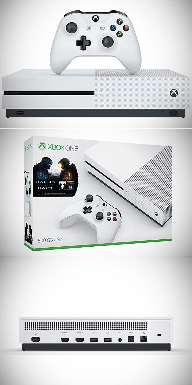 Xbox One S Halo Bundle