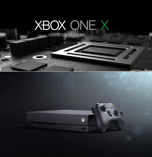 Xbox One X O... Xbox One X