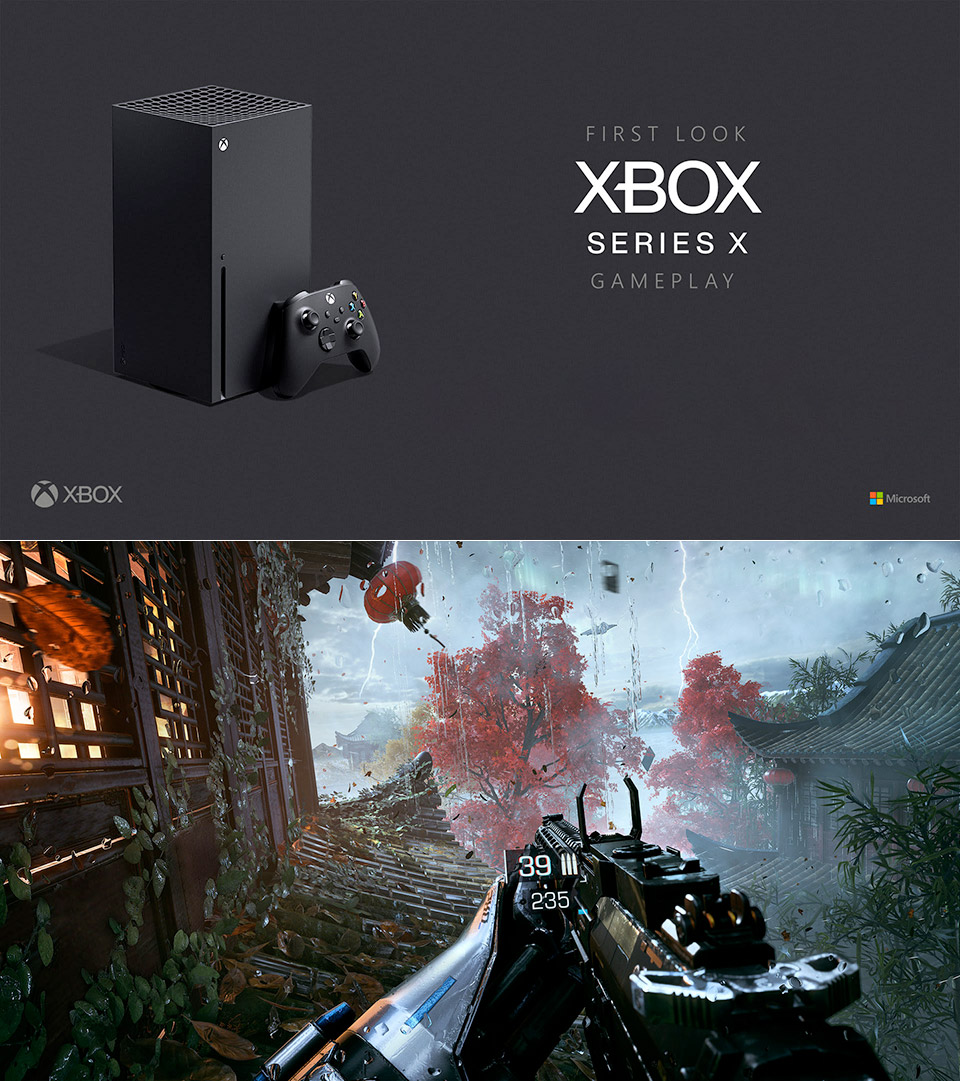 Microsoft Xbox Series X Gameplay Revealed Here S A First Look Techeblog