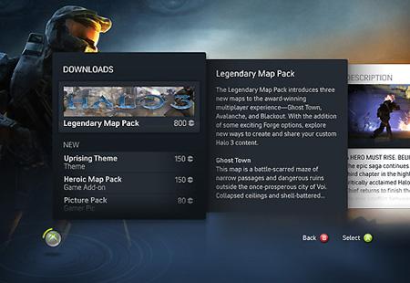 Xbox 360 Dashboard Themes