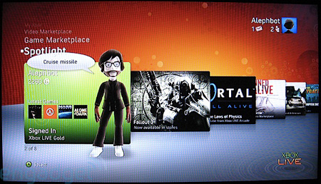 Xbox 360 Experience