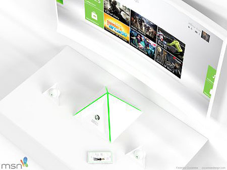 What the Xbox 720 Probably Won't Look Like - TechEBlog   450 x 338 jpeg 25kB