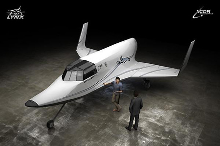 video xcor lynx a mini spaceship for two techeblog. Black Bedroom Furniture Sets. Home Design Ideas
