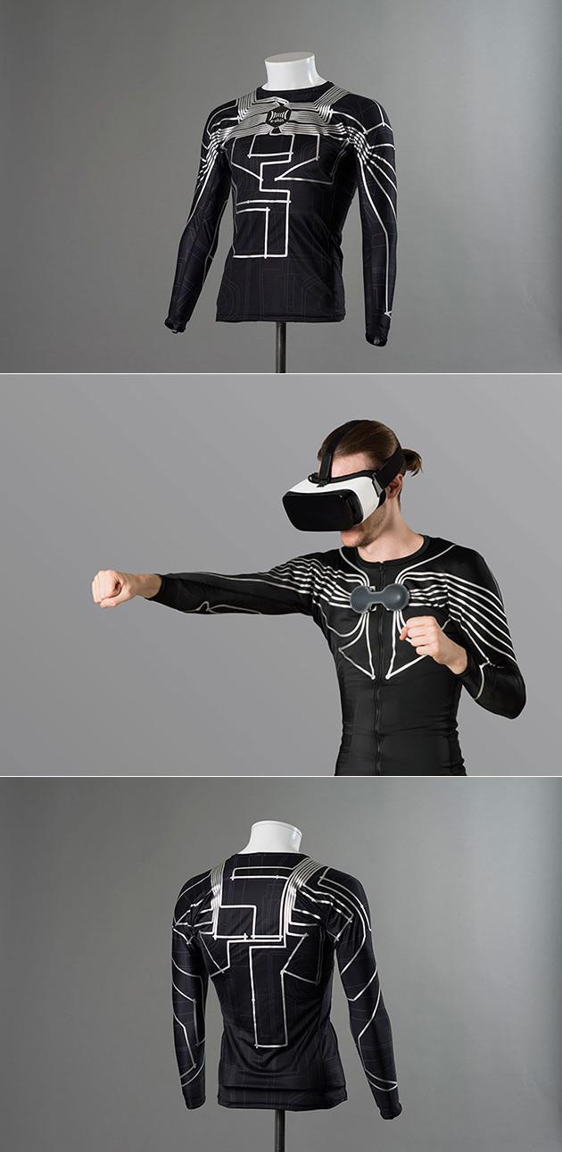 Xenoma E-Skin Smart Shirt