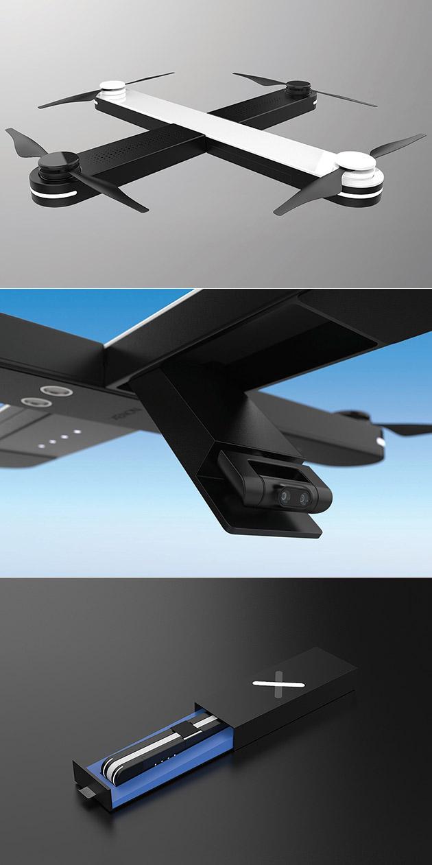 Xenon Adventure Drone