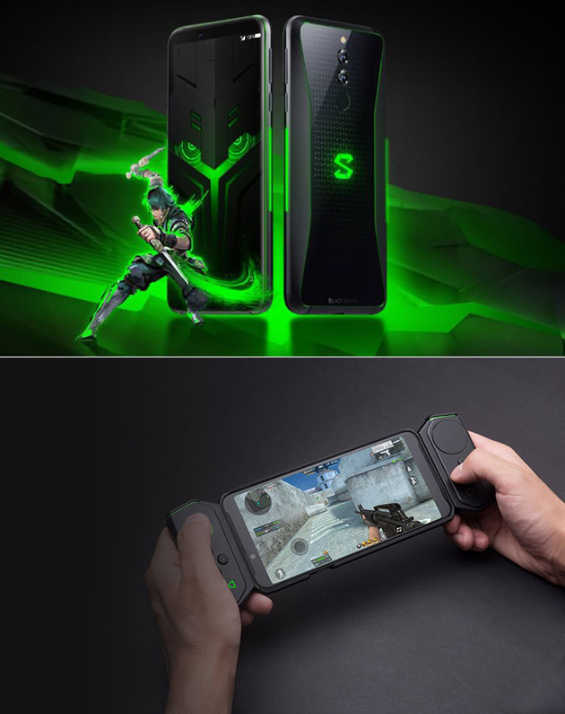 Xiaomi Black Shark Helo Gaming Smartphone