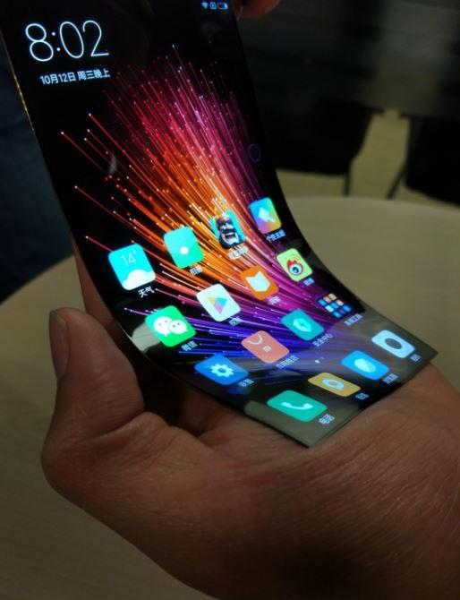 Xiaomi Flexible Phone
