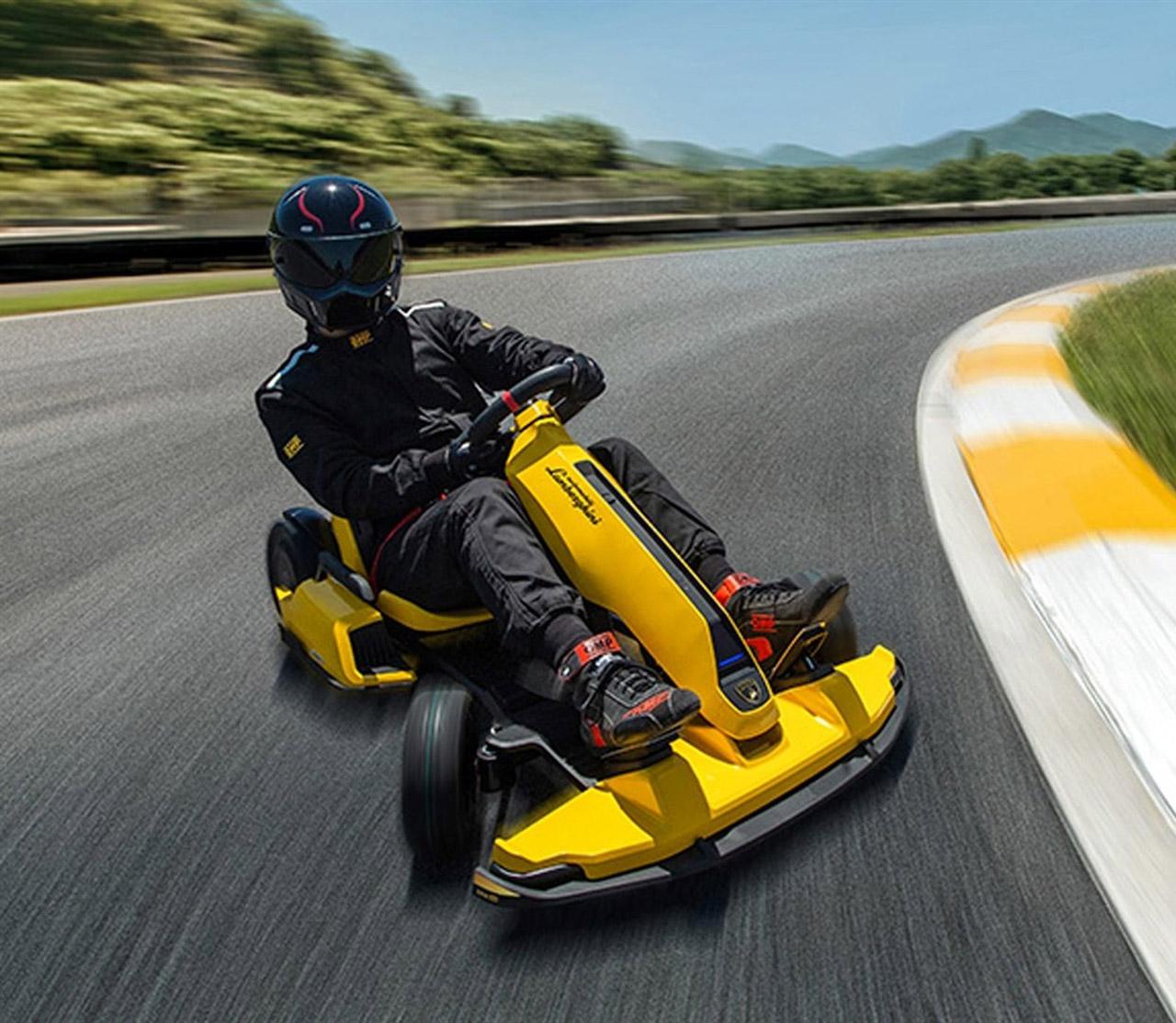 Xiaomi Lamborghini Go-Kart Drifting
