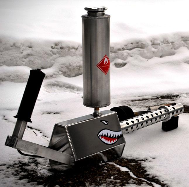 XM42 Handheld Flamethrower