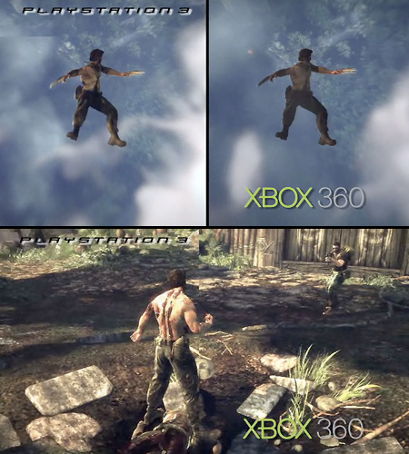 gt graphics comparison this time they ve pit the playstation 3 andXbox 360 Vs Ps3 Graphics