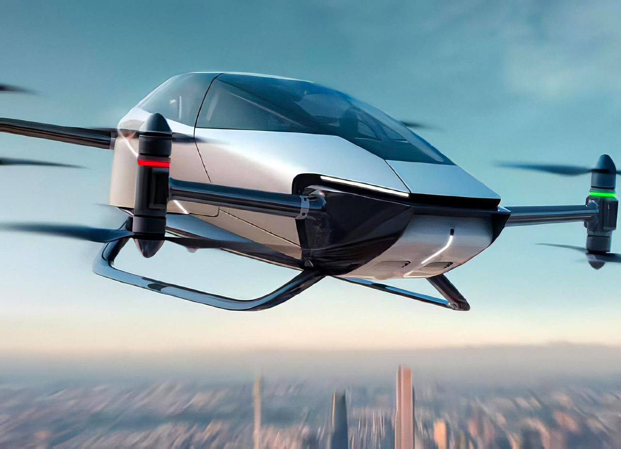 XPeng Voyager X2 Electric Flying Car