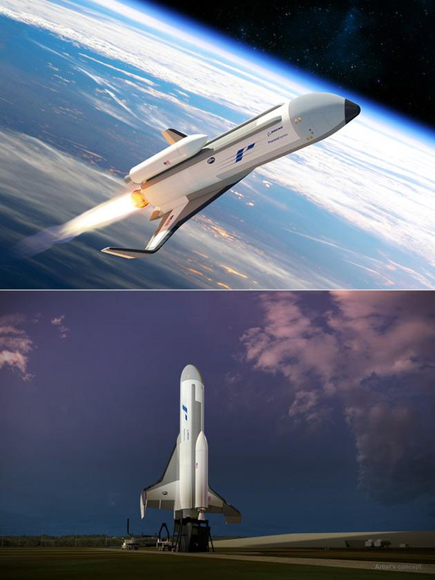 Гиперзвуковой хз-1 DARPA в Фантом Экспресс Космоплана может стать реальностью