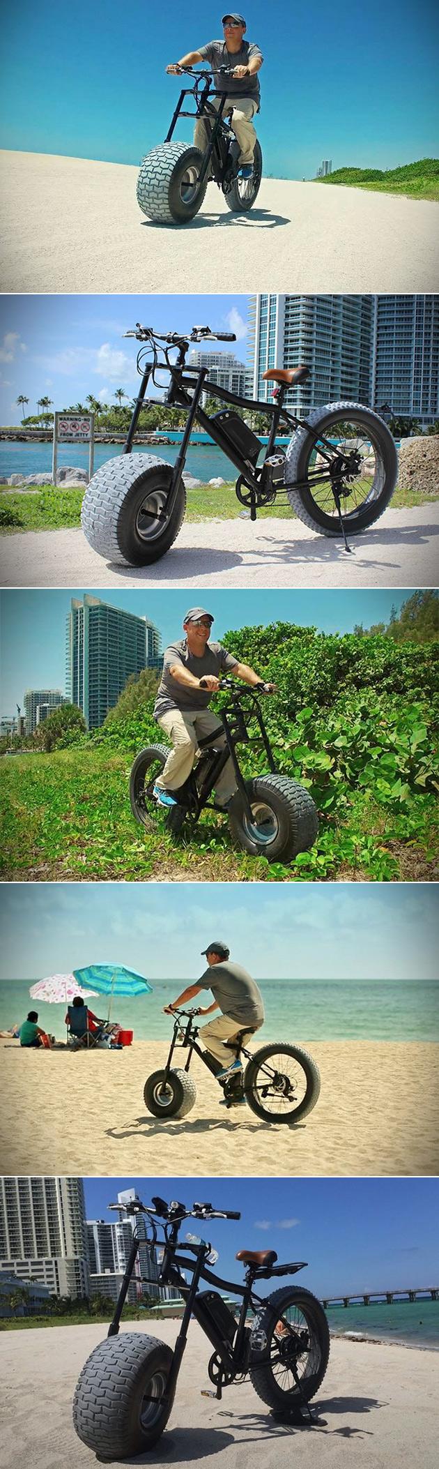 XTERRAIN Electric Fat Bike
