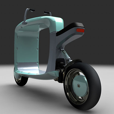 X Treme Scooter