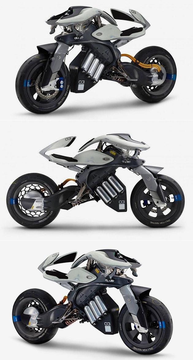 Yamaha R8 2013