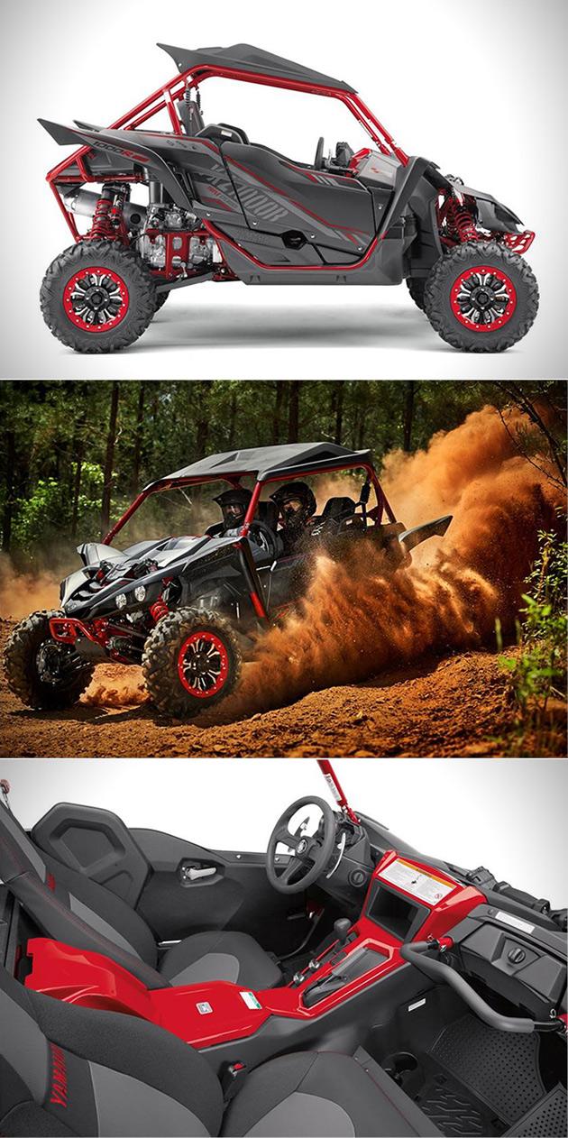 Yamaha Pure Sport ATV