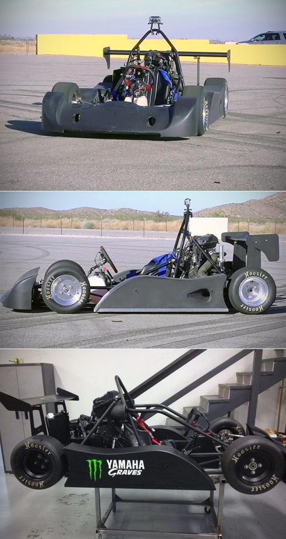 Yamaha R6 Kart