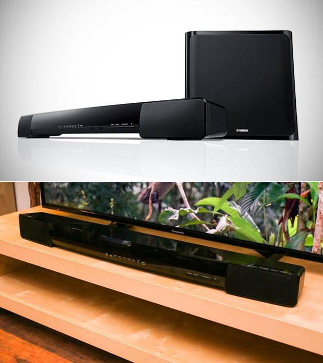 Yamaha YAS-203 Sound Bar
