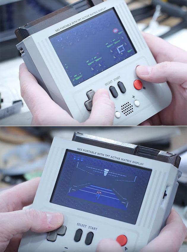 Yobo Portable NES