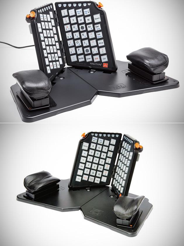 Yogitype Keyboard