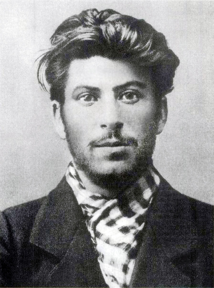 Young Joseph Stalin