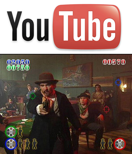 you tube games