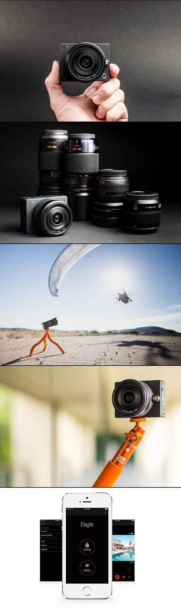 Z E1 4K Camera