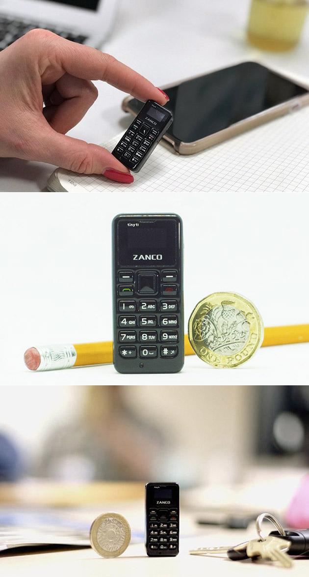 Zanco T1 Smallest Cell Phone