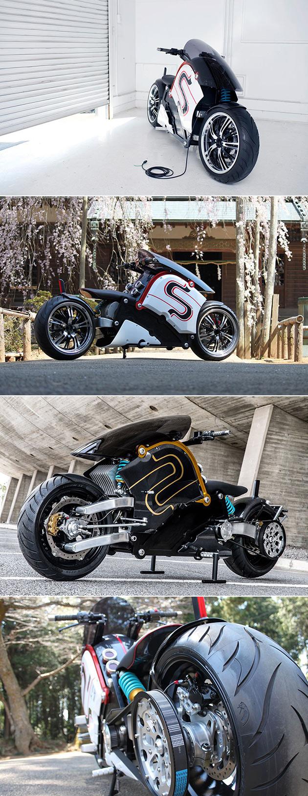 Zecoo Motorcycle