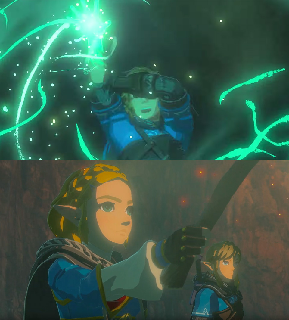 Zelda Breath of the Wild Sequel