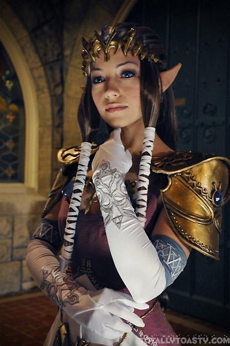 Stunning Zelda Character Costumes \u2013 TechEBlog