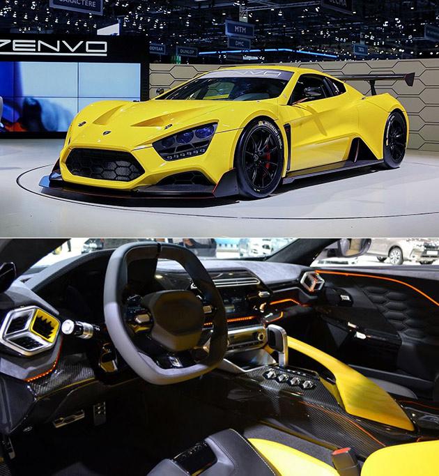 Zenvo TS-1 GT