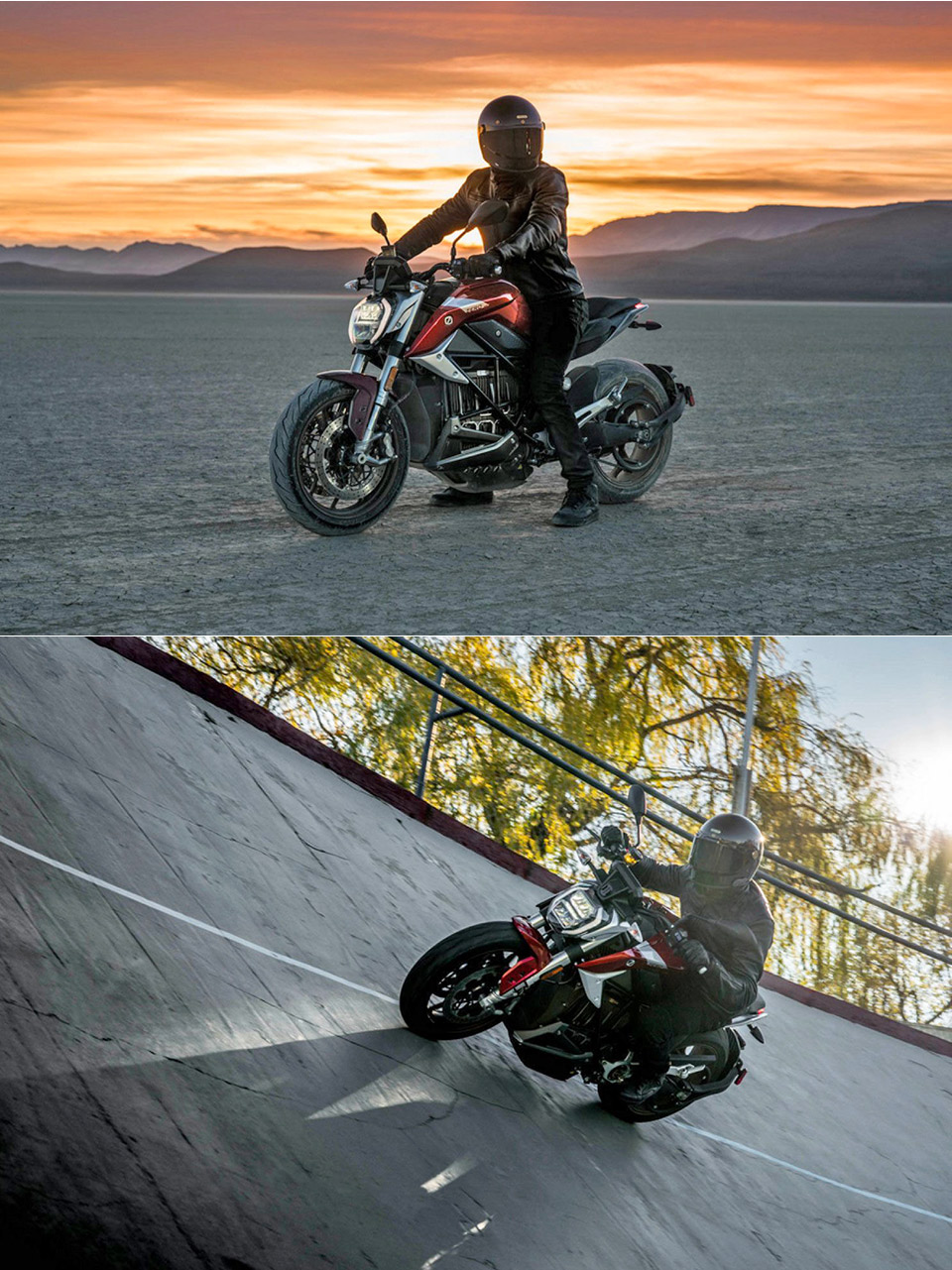 Zero Motorcycles SR/F Electric