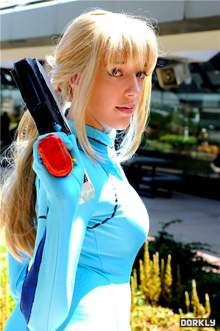 Zero Suit Samus Cosplay Tutorial Zero Suit Samus Costume