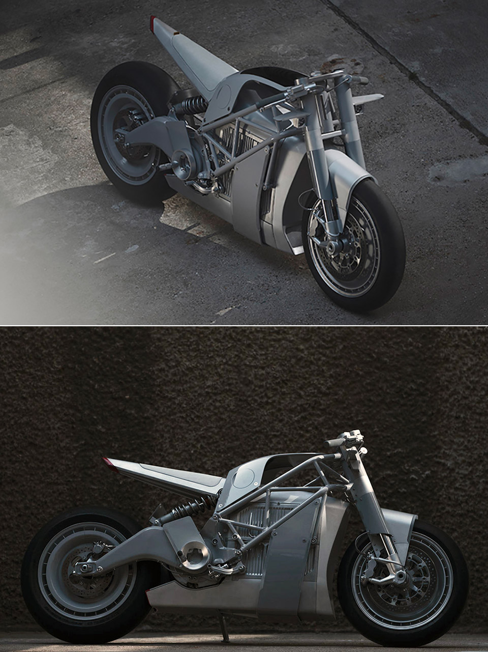 Zero XP Electric Motorcycle