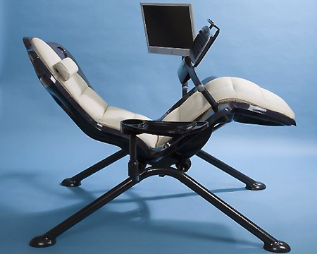 not your average zero gravity lounge chair the zero gee features an