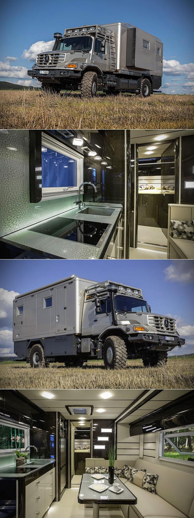 Zetros Mobile Home