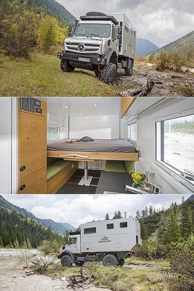 Ziegler Adventure Expedition Vehicle