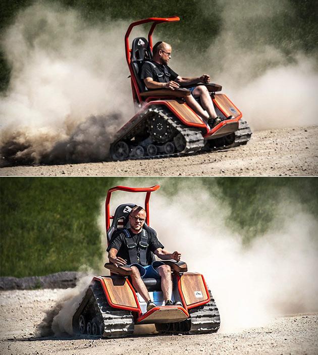 Ziesel Sport Off-Road Wheelchair