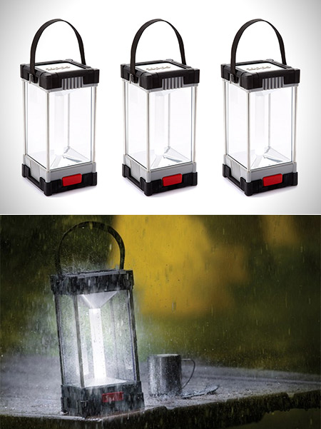 Zippo Rugged Lantern Can Withstand A 5 Foot Drop Stays