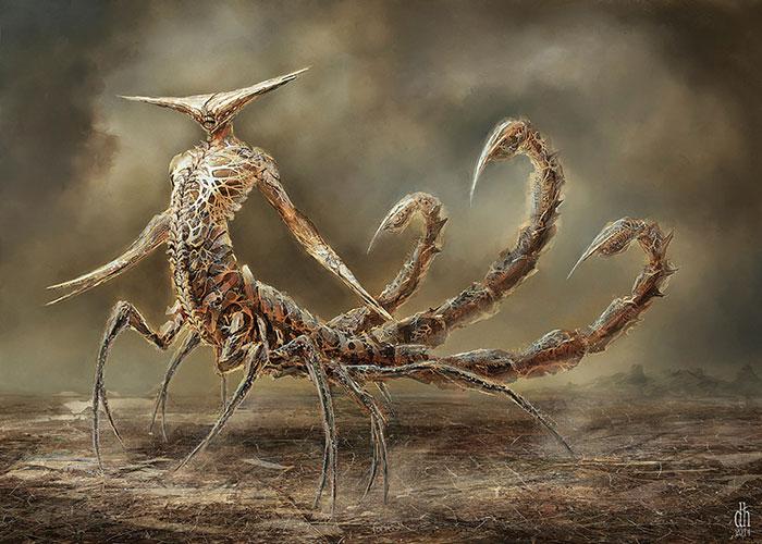 Zodiac Monster