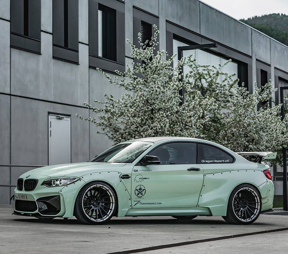 Z-Performance Widebody M2